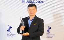 """Vietjet tiếp tục đạt giải thưởng """"Nơi làm việc tốt nhất châu Á"""""""