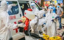 Hành trình di chuyển nhiều nơi của bệnh nhân 76 tuổi mắc Covid-19 ở Hà Nội