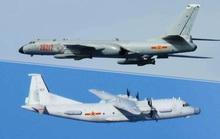 Không quân Nhật đón lõng chờ máy bay quân sự Trung Quốc