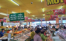 Biến 300m2 thành chợ, Bách Hóa Xanh sẵn sàng đón 1.500 lượt khách mỗi ngày