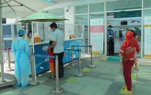 Gần 22.400 người rời Đà Nẵng khai báo y tế, hơn 1.300 xét nghiệm âm tính