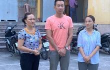 Cùng chồng và chị gái từ Hải Phòng vào Thanh Hóa dàn cảnh trộm cắp hơn 100 triệu đồng
