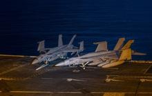 Mỹ tập trận quy mô lớn ở biển Đông