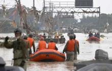 Nhật Bản, Trung Quốc tổn thất nặng vì thiên tai