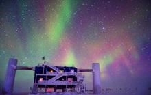Đã tìm ra nguồn gốc hạt ma quỷ từ vũ trụ rơi xuống Nam Cực