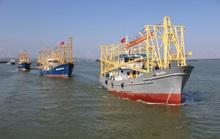 Đội tàu hùng hậu bám biển Hoàng Sa, Trường Sa