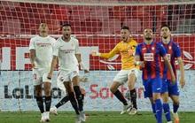 Ghi bàn và cứu thua, Lucas Ocampos sắm vai người hùng Sevilla
