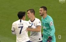 Son Heung-min bị gây hấn, Tottenham ăn may Everton vào Top 8