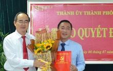 Ông Phạm Thành Kiên giữ chức Bí thư Quận ủy quận 3