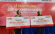 Lần đầu tiên hai cá nhân phái đẹp cùng trúng Jackpott trị giá hơn 91 tỉ đồng