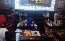 """11 cô gái tham gia """"tiệc ma túy"""" tại phòng hát karaoke"""
