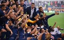 PSG thắng luân lưu nghẹt thở, Neymar giành cú ăn 4 cực đỉnh