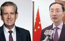 Nhà ngoại giao Trung Quốc và Úc tại Ấn Độ khẩu chiến vì biển Đông