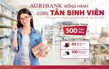 Agribank đồng hành tân sinh viên 2020