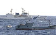 Nhật Bản cảnh báo tàu cá Trung Quốc