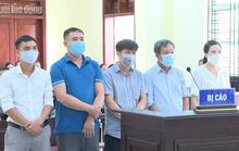 5 cựu cán bộ TP Thanh Hóa hô biến lúa thành hoa ly bị đề nghị từ 6 tháng đến 6 năm tù
