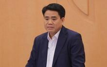 Chủ tịch UBND TP Hà Nội Nguyễn Đức Chung bị tạm đình chỉ công tác
