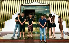 Khởi tố 6 dân chơi đất Cảng tổ chức bay trong quán karaoke Diamond