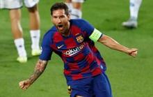 """Messi dính chấn thương nguy cơ nghỉ """"đại chiến"""" Bayern Munich"""