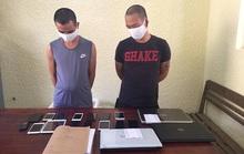 Cặp đôi ở Quảng Nam thực hiện 9 vụ trộm trong mùa dịch Covid-19