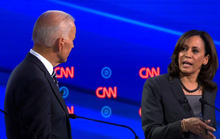"""Bầu cử Mỹ: Ứng viên Joe Biden chọn """"át chủ bài"""" đấu với Tổng thống Trump"""
