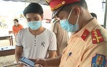 Thừa Thiên – Huế dỡ bỏ kiểm soát người và phương tiện