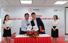 FPT IS số hóa vận hành doanh nghiệp cho bất động sản Phát Đạt