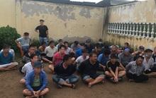 TP HCM: Bắt 39 người đánh bạc và tổ chức đánh bạc ở quận Bình Tân