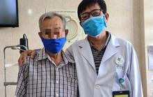 """80 tuổi, cụ ông vẫn khiêng nổi 10kg trước khi bị """"thoái hóa điểm vàng"""""""