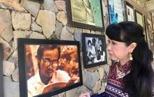 Ái nữ Út Trà Ôn chạnh lòng trong không gian nhạc Trịnh
