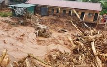 Cận cảnh tan hoang sau trận lũ quét kinh hoàng cuốn trôi nhiều ngôi nhà ở Điện Biên