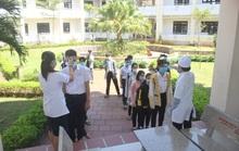 F1 đi thi tốt nghiệp THPT ở Quảng Nam âm tính với virus SARS-CoV-2