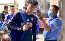 Công Phượng chưa tập buổi nào kể từ ngày HLV Chung Hae-soung trở lại