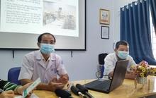Dùng ECMO cứu kịp bé 3 tuổi chuyển từ Tiền Giang lên