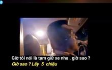 Khánh Hòa: Làm rõ clip tố CSGT vòi 5 triệu đồng để bỏ qua lỗi thiếu bảo hiểm