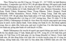 An Giang tăng cường kiểm soát bệnh lạ Chikungunya đang lây lan tại Campuchia