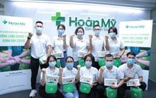Tập đoàn Y khoa Hoàn Mỹ tình nguyện tham gia chống dịch Covid-19 tại các điểm nóng