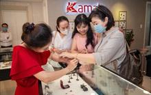 Chính thức khai trương showroom trang sức đá thiên nhiên cao cấp Kamala