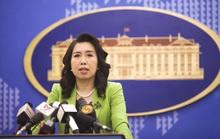 Phản ứng của Việt Nam trước việc Trung Quốc đưa oanh tạc cơ H6J tới đảo Phú Lâm