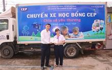 Bình Dương:  CEP tiếp sức con công nhân khó khăn đến trường
