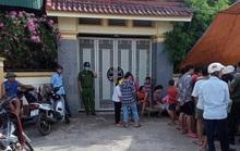 Người làm thuê dựng lều trước nhà đòi tiền: Nguyên phó Công an huyện đã trả 162 triệu đồng