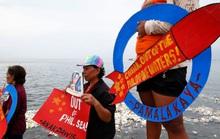 Philippines lại gửi công hàm phản đối Trung Quốc ở biển Đông