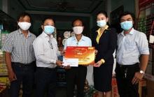 Cần Thơ: Mai vàng nhân ái thăm NS Kiều Mỹ Dung và NS Thạch Sỹ Long