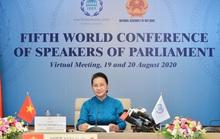 Hội nghị IPU: Mang lại hòa bình và phát triển bền vững