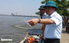 Ông Nguyễn Đức Chung liên quan thế nào tới vụ khởi tố Tổng giám đốc Công ty Thoát nước Hà Nội?