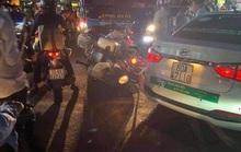 Đồng Nai: Kẻ nghi ngáo đá trộm xe ô tô, tông xe cảnh sát khai gì?