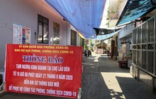 Đà Nẵng: Nhân viên ban quản lý chợ kiêm tổ trưởng tổ dân phố mắc Covid-19