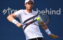 Andy Murray thắng trận đầu tiên sau 9 tháng treo vợt