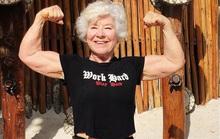 Choáng với bà ngoại cơ bắp - người mẫu thể hình tuổi 74