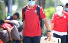 CLB TP HCM tập huấn cho AFC Cup